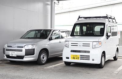 TOYOTA・HONDA車両